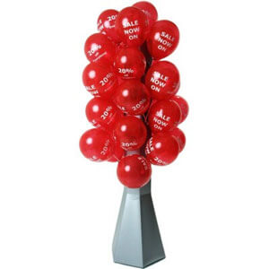 Balloon-tree