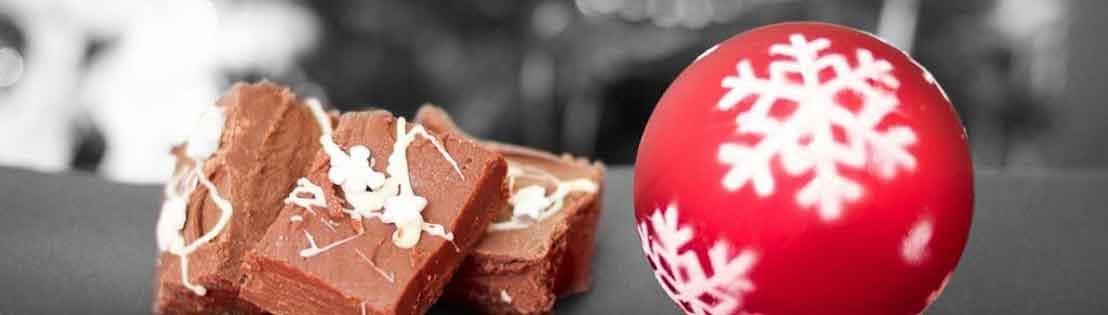 Seasonal festive branded merchandise