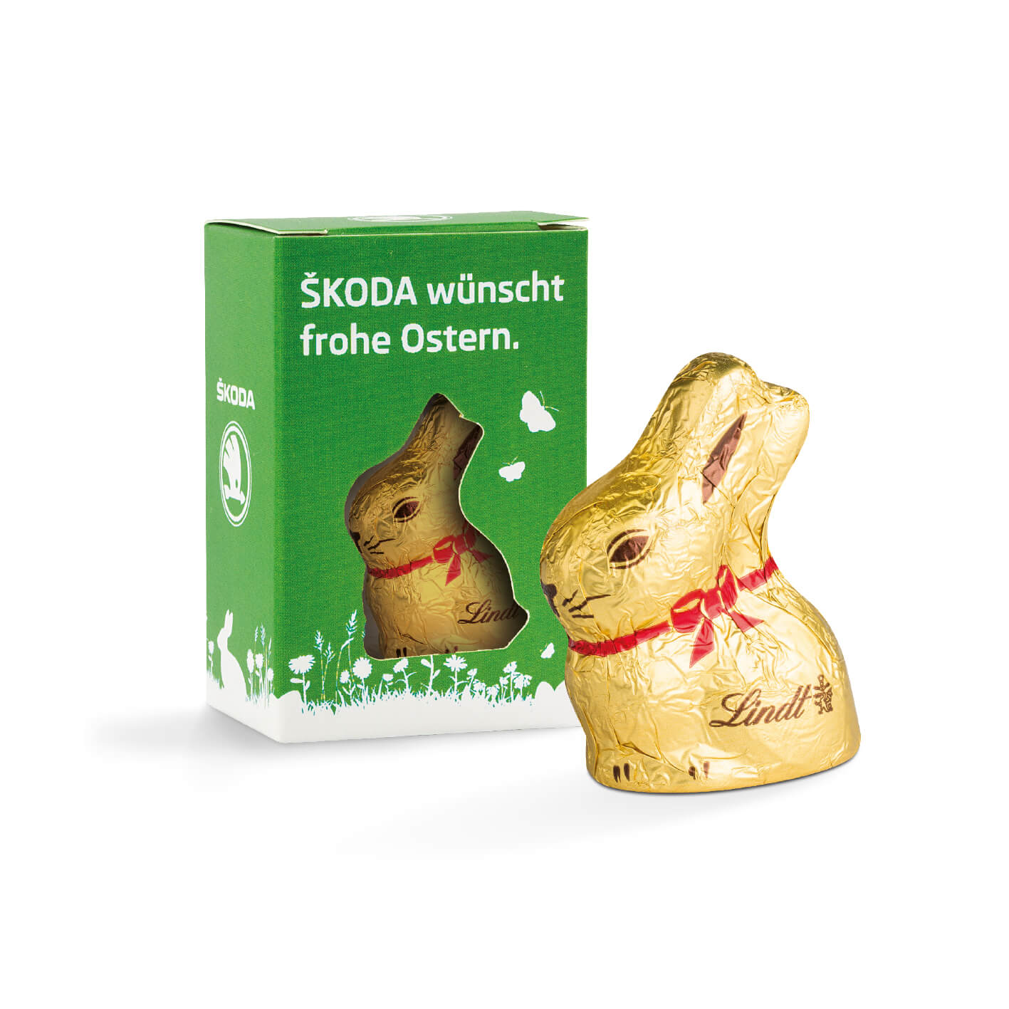 Promotional Lindt Chocolate Easter Bunny Rabbit